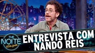 The Noite (26/09/16) - Entrevista com Nando Reis