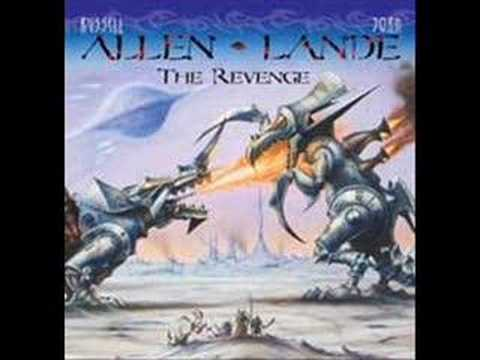 Allen/Lande - Master of Sorrow