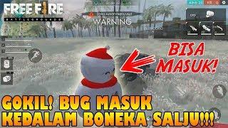 Download Video COBAIN! BUG BARU BISA MASUK KEDALAM BONEKA SALJU!!! - Free Fire MP3 3GP MP4