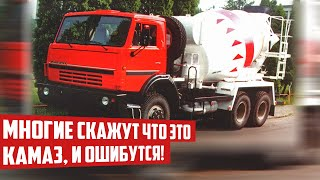 Малоизвестный грузовик из 90-х, который многие путают с КамАЗом!