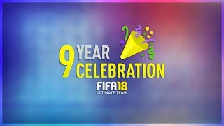 FIFA 18 : FUT BIRTHDAY + ST. PATRICKS DAY STREAM