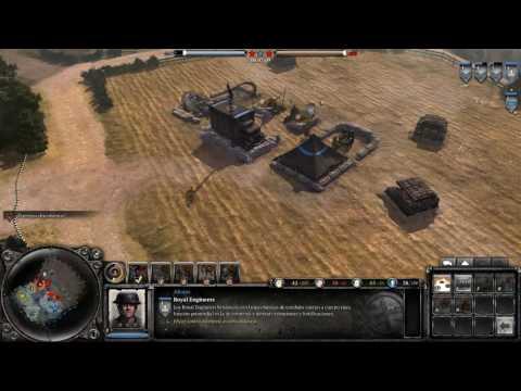 Company of hero 2 - Online british army