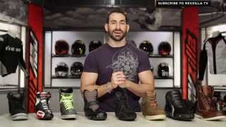 2014 Motorcycle Short Boots And Riding Shoes Buying Guide At Revzilla.com
