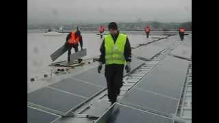 Установка солнечных батарей в Германии 2012/2013(, 2012-10-04T18:30:08.000Z)