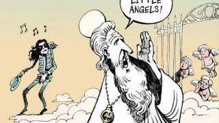 Michael Jackson Editorial Cartoons