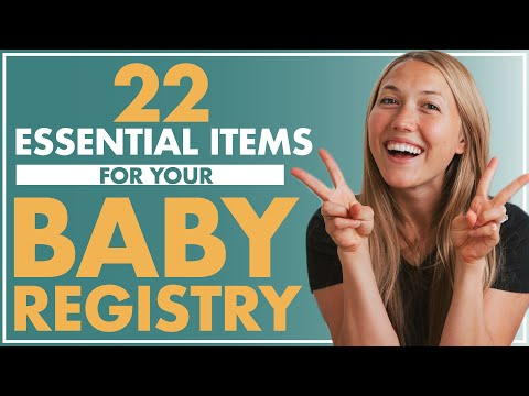 What All Moms-to-Be Need, That Has Zero related to an infant Registry