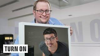 Spieglein, Spieglein an der Wand // Smart Mirror - TURN ON Tech