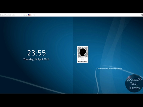 How to Install a Desktop Environment in Arch Linux