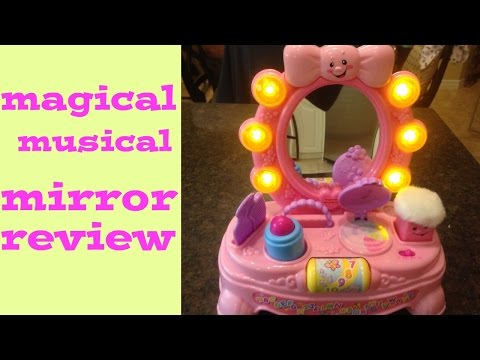 Fisher Price Laugh and Learn Magical Musical Mirror Review