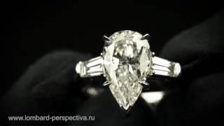 Кольцо с бриллиантом 3.03 ct(, 2016-07-02T23:29:22.000Z)