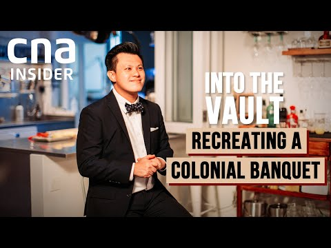 Digging Into History To Create A Colonial Banquet   Into The Vault 2   Full Episode