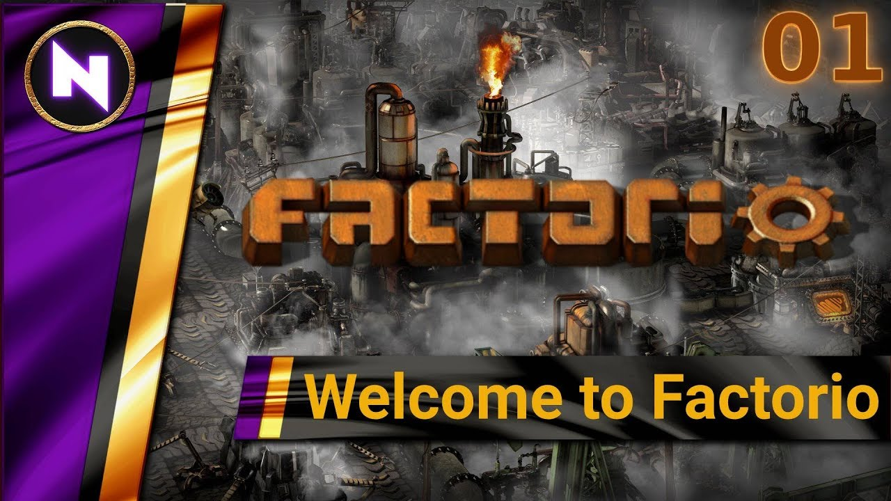 Factorio S27 - Welcome to Factorio - Nilaus TV - Confluence