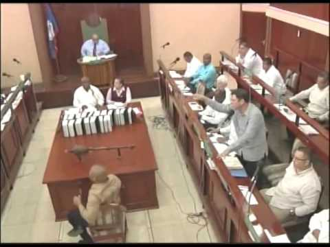 Member for Cayo South suspended from House of representatives