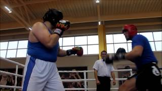 Соревнования по боксу фитнес клуб MAXIMUS 18.10.2014 г.Казань