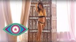 Eva zeigt sexy Kurven -  Können die Kandidaten ihr widerstehen? | Promi Big Brother 2019 | SAT.1