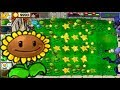 Best strategy Plants vs Zombies | Tombs Buried the Minigames Column Like You See Em