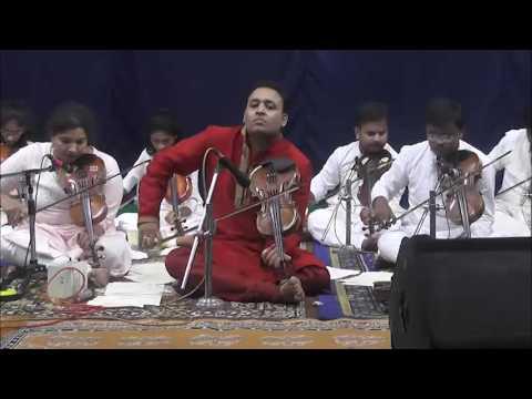 Yad Lagala- Sairat (Instrumental)Violin Symphony by Akshay Soman and Gurukrupa Violin Group