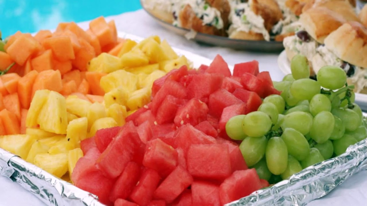 Baby Shower Food Ideas For A Boy Youtube