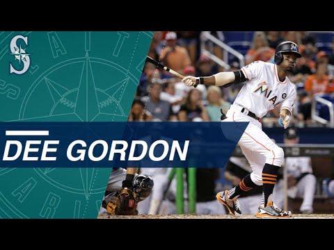 Gordon headed to Mariners dee gordon