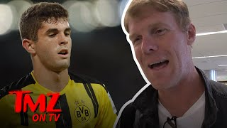 Could Christian Pulisic Lead The U.S. To The World Cup? | TMZ TV