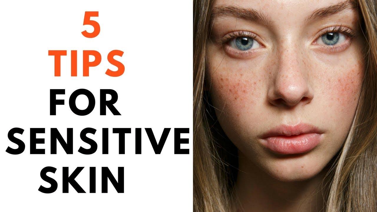 SKIN CARE- For Sensitive Skin by Dr Davin Lim