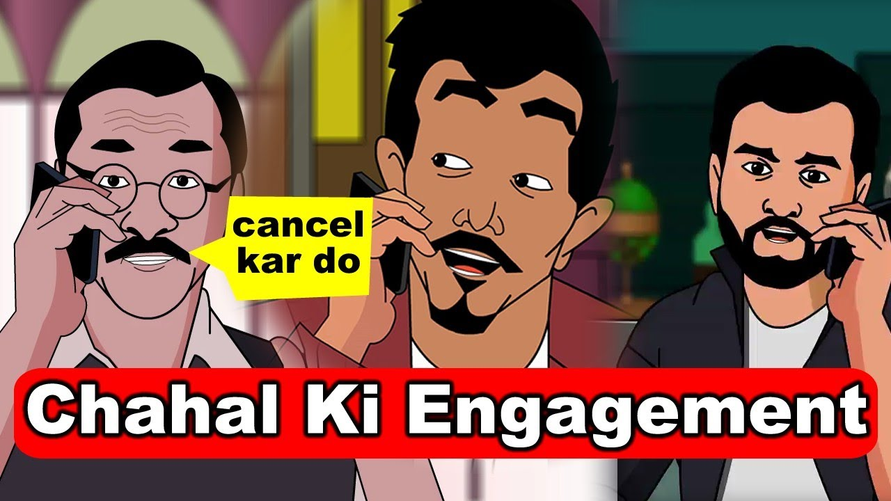 Chahal ki Engagement ft. Popatlaal