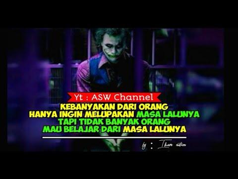 Story Wa Keren Joker Terbaru 2019 Quotes Kata Bijak