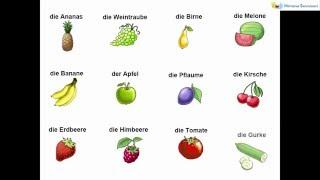 Obst und Gemüse | Essen und Trinken