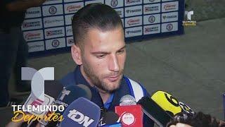 Cruz Azul vs. Lobos BUAP: Edgar Méndez aplaude remontada de Cruz Azul | Liga MX | Telemundo Deportes