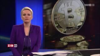 ORF über Bitcoin und Blockchain