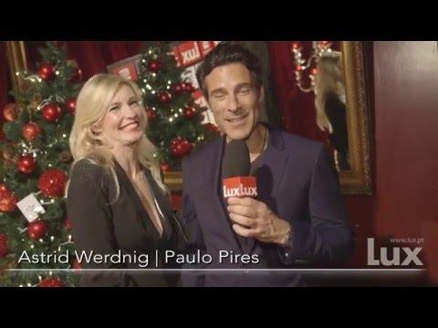 Astrid Werdnig e Paulo Pires têm uma mensagem para si!
