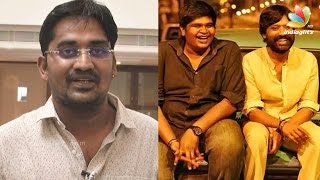 Karunakaran about Iraivi: I was afraid to work with two directors