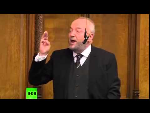 George Galloway MP Speech on ISIS Airstrikes [UK Parliament]