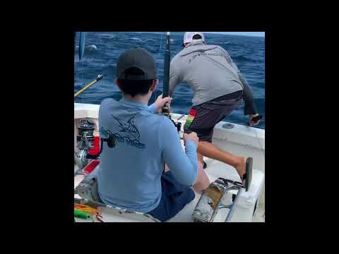 Deep Sea Fishing (Aruba)