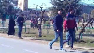 Kashmir University Social Experiment  - Dropping the Wallet in Public