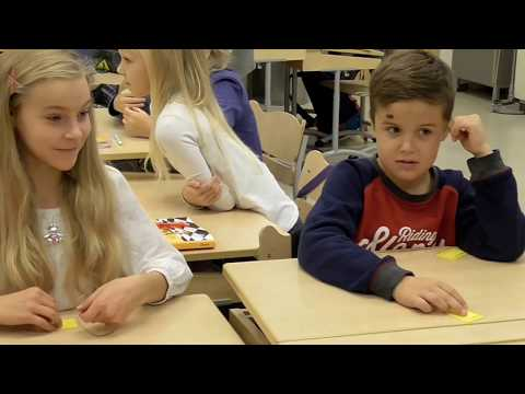 Typical Finland Classroom