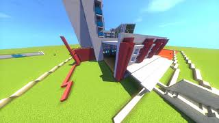 Publication Date: 2017-09-03 | Video Title: [Timelapse] MinecraftBuildingP