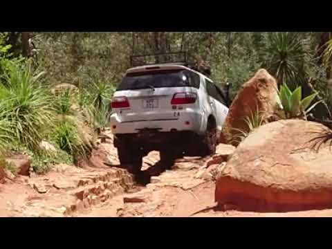 Gemini 4x4 Training - Driving with Guidance Only