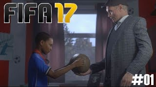 Video FIFA 17 I THE JOURNEY ⚽ Deutsch Part 1 - Der Weg zum Profi [Deutsch/HD] download MP3, 3GP, MP4, WEBM, AVI, FLV Desember 2017