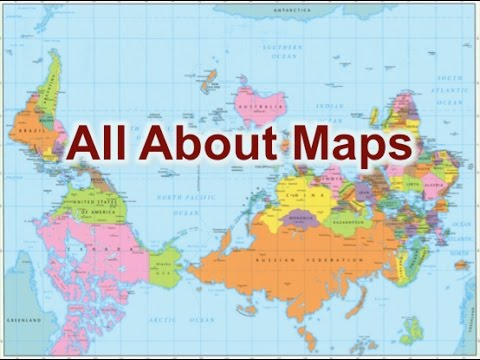 All About Maps YouTube - All maps