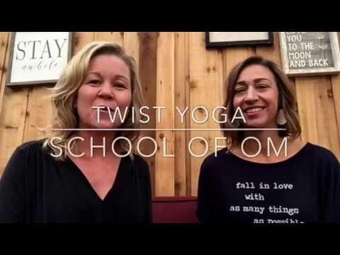 Twist Yoga School of Om - Interview with a grad