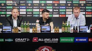 13. Spieltag   KOE - SGD   Pressekonferenz vor dem Spiel