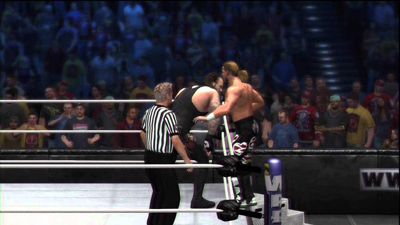 how to get shawn michaels in wwe 12