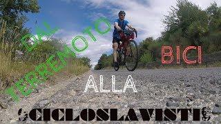 Dal terremoto alla bici (Firenze - Matera in bikepacking con Salsa Fargo)