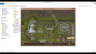 How to move the home teleport and change shop locations on your runescape private server