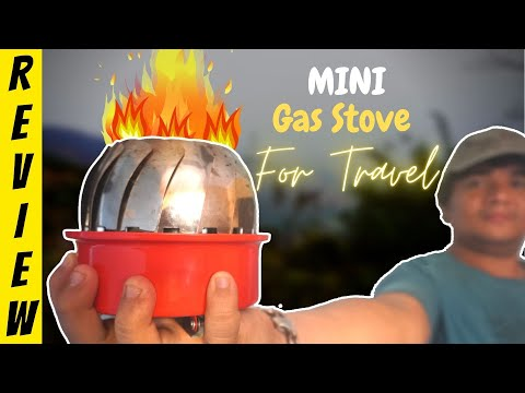 Small Portable Camping Stove Put To The Test | Maggie Omelette Quick And Easy Recipe For Quarantine