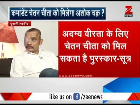 CRPF commandant Chetan Cheetah might be honored with Ashok Chakra