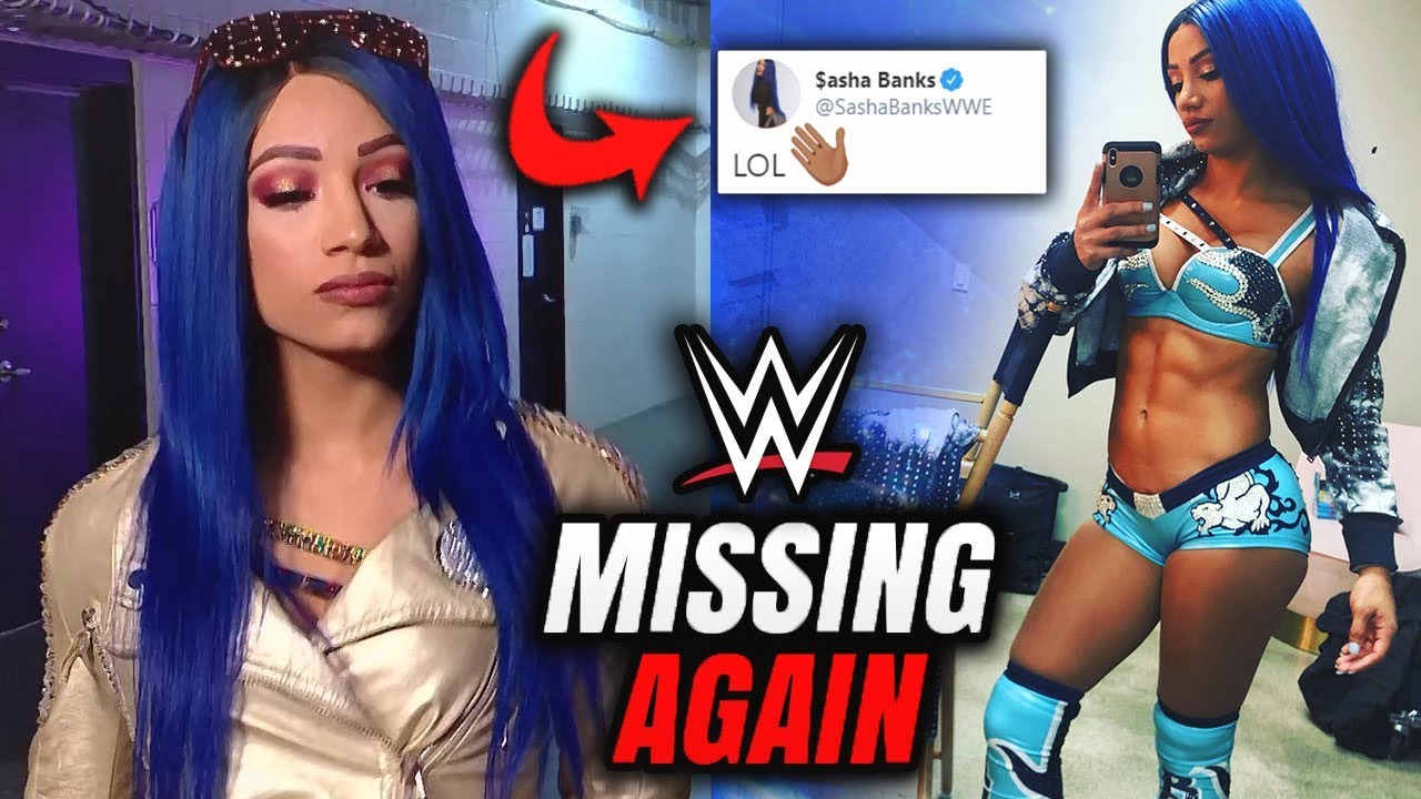Sasha Banks CAREER CHANGING ANNOUNCEMENT THAT TAKES HER AWAY FROM WWE! -  YouTube