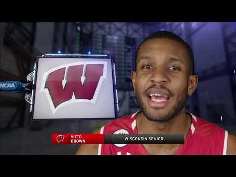 NCAA Basketball Tournament ''Villanova Vs  Wisconsin'' Mar 18, 2017