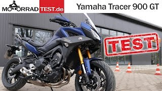 Yamaha Tracer 900 GT | TEST (deutsch)